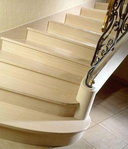 MDY -  - Escalera Con Tramo Curvo