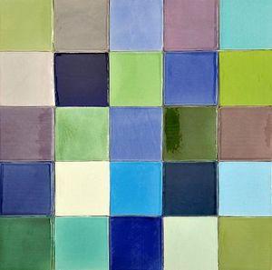 Ceramiques du Beaujolais -  - Azulejos Terracota Esmaltado