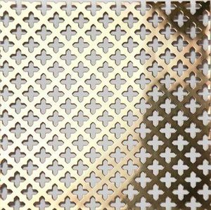 BRASS - g01 004 15 - Malla Decorativa