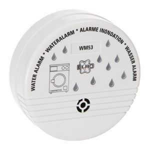 ELRO - alarme domestique - détecteur d'inondation wm53 - - Alarma Detectora De Agua