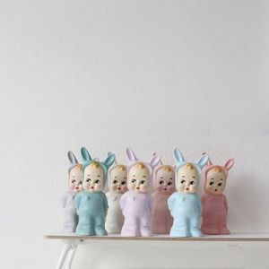 LAPIN AND ME -  - Muñeco De Trapo