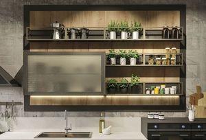 Snaidero - -loft- - Mueble De Cocina