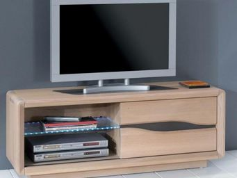 Ateliers De Langres - meuble tv ceram - Mueble Tv Hi Fi
