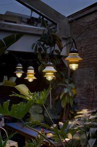 Marset - santorini - Lámpara Colgante De Exterior