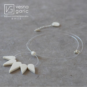 VESNA GARIC - perle - Colgante