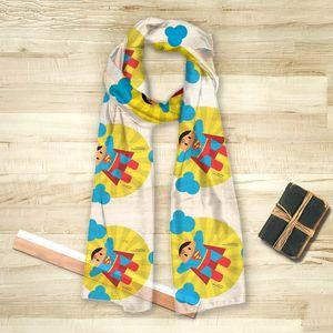 la Magie dans l'Image - foulardhéros superman - Fulard