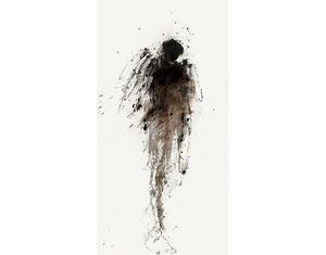 HANNA SIDOROWICZ - ange noir - Obra Contemporánea