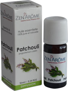 ZEN AROME - huile essentielle de patchouli - Aceite Esencial