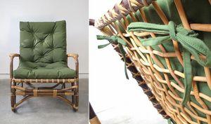 Cojín para silla de jardín