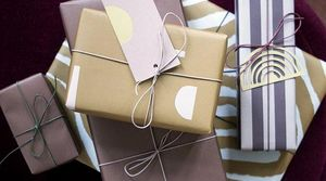 Ferm Living -  - Etiqueta Para Regalo De Navidad