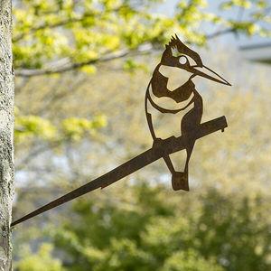 Metalbird -  - Silueta De Pájaro