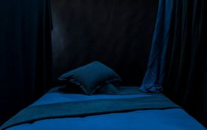 Couleur Chanvre - bleu de nîmes - Funda Nórdica