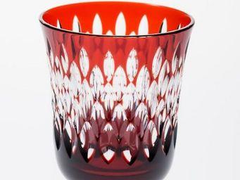 Cristallerie de Montbronn - -flamme - Vaso