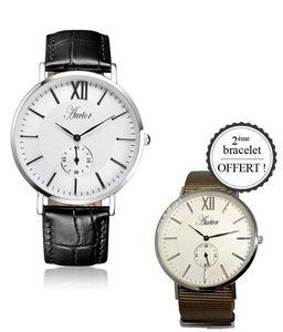 AUCTOR - la classique black - Reloj