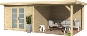 jardindeco - abri de jardin en bois aubrac - Cobertizo De Jardín