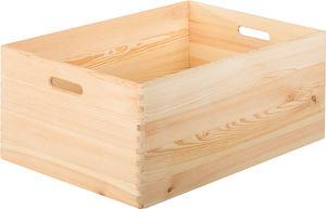 jardindeco - caisse en bois de rangement - Caja Para Ordenar