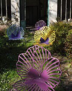 JOY DE ROHAN CHABOT - pensée - Silla De Jardín