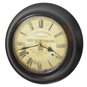 CHEMIN DE CAMPAGNE -  - Reloj De Pared
