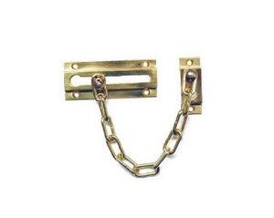 Door Shop - à chainette - Barra De Seguridad De Puerta