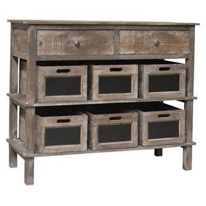 L'ORIGINALE DECO -  - Mesa Table De Drapier
