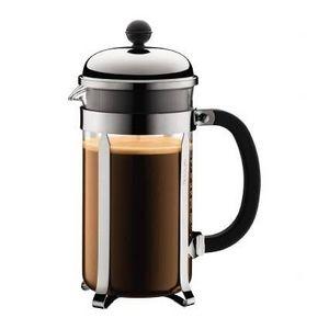 Cafetera con vaina