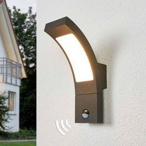 Lampenwelt -  - Aplique Exterior Con Detector
