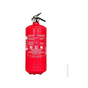 Jean-Claude ANAF & Associés - extincteur 1415950 - Extintor
