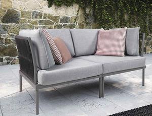 ITALY DREAM DESIGN - flare - Sofá Para Jardín