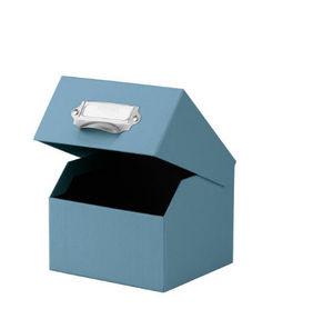 RÖSSLER PAPIER - fotokiste für a6 - Caja Para Clasificación