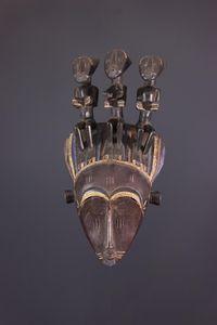 La Porte Dogon -  - Máscara Africana