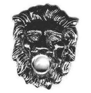 HOUZET LOHEZ - lion - Bot�n De Timbre