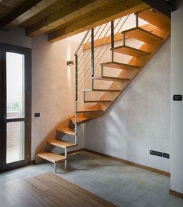 NOVALINEA - angel style - Escalera Con Tramo Curvo