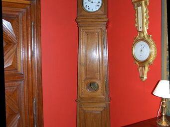 Antiquités Passion -  - Reloj De Pared Caja Alta