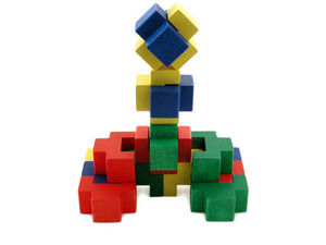 Il Leccio - totem 16 - Juego De Construcción