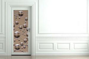 CeePeeArt.design - galactique - Revestimiento Para Puerta