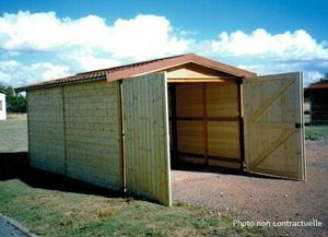 LES ABRIS MARTIN - garage g7 - Garaje
