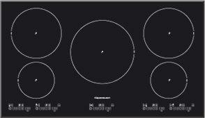 Kuppersbusch -  - Tabla De Cocción Por Inducción