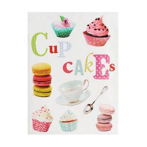 MAISONS DU MONDE - sticker cupcakes - Adhesivo