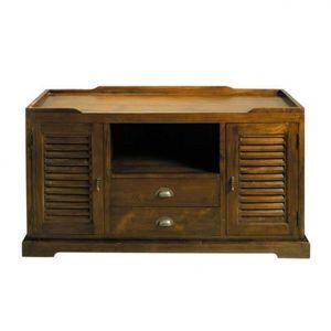 MAISONS DU MONDE - meuble tv key largo - Mueble Tv Hi Fi