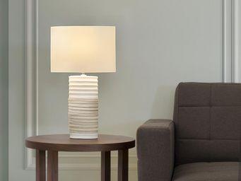 BELIANI - navia - Lámpara De Sobremesa