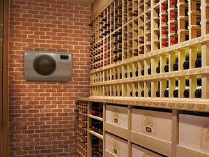 WINEMASTER® - wine c25 - Climatizador Para Bodega
