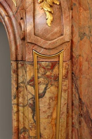 MAISON & MAISON - Campana de chimenea-MAISON & MAISON-Comtesse de Vintimille, Cheminée sur mesure