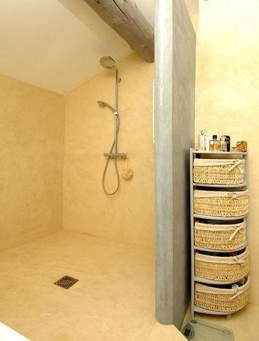 Rouviere Collection - Cemento pulido pared-Rouviere Collection-Fabrication de béton ciré