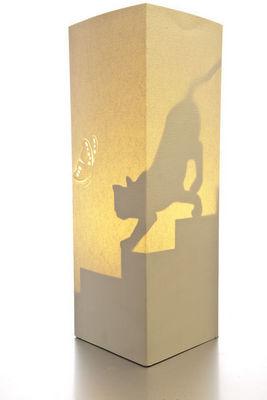 W-LAMP - Lámpara de sobremesa-W-LAMP-The Cat
