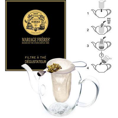Mariage Freres - Filtro para té-Mariage Freres