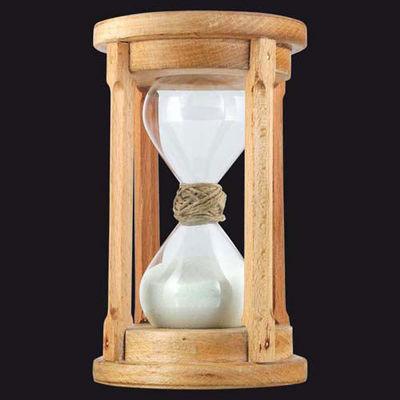 HEMISFERIUM - Reloj de arena-HEMISFERIUM-Sablier «Villafrechos»