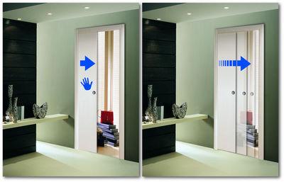 Scrigno - Puerta de comunicación maciza-Scrigno-Slow