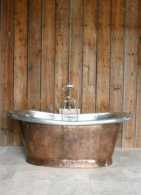 THE BATH WORKS - Bañera islote-THE BATH WORKS-Copper