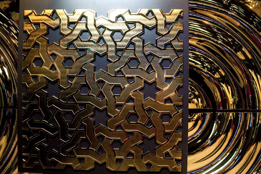 +OBJECT Pannello decorativo in vetro Pannelli decorativi Pareti & Soffitti  |