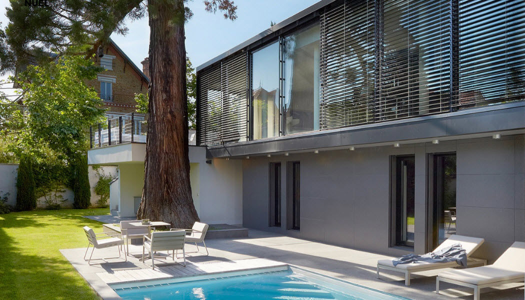 Jean -Philippe Nuel Progetto architettonico per interni Progetti architettonici per interni Case indipendenti  |